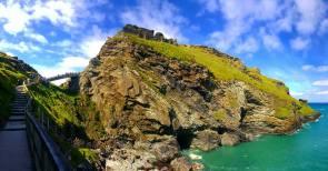 Tintagel Beach - SteffiSays