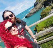 Tintagel Beach Us - SteffiSays