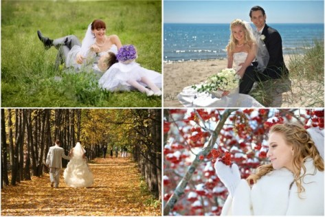 4-seasons-spring-summer-autumn-winter-wedding