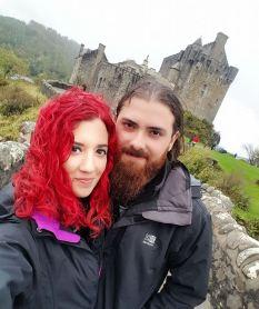 Scotland-Eilean-Donan-Castle-Steffi-Danny-holiday-travel