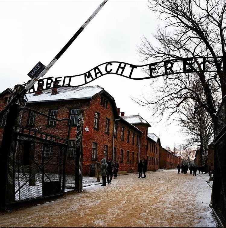 Welcome to Auschwitz