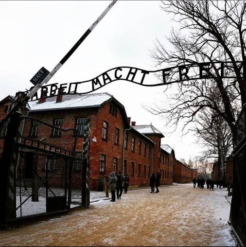 Welcome to Auschwitz